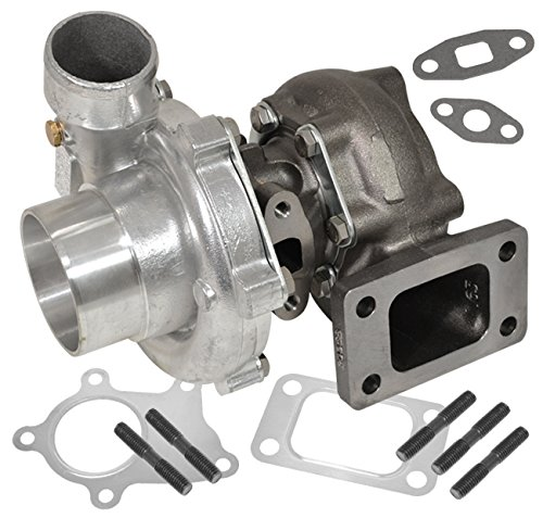 T04E T3 / T4 Boost Turbocharger 8 Blade Compressor Supercharger Cars